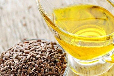 Семена льна и льняное масло