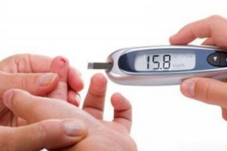 Измерение глюкозы в крови