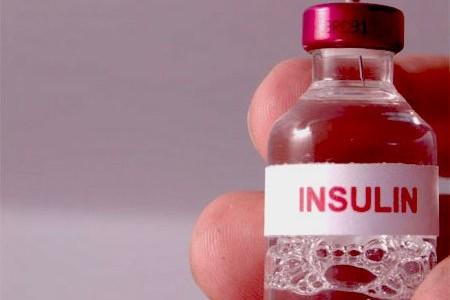 Баночка инсулина