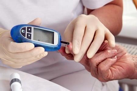 Измерение уровня сахара в крови