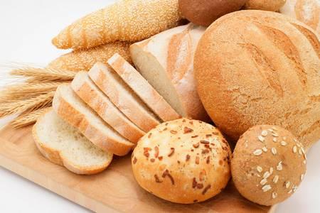 различный хлеб