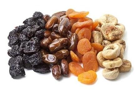 Сухофрукты при сахарном диабете: какие можно и нельзя